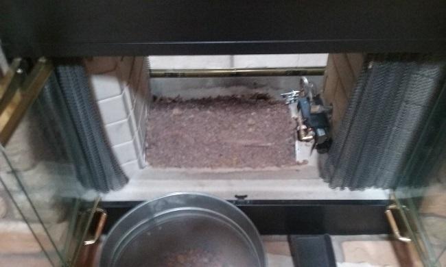 customized gas fireplace installation showlow Arizona