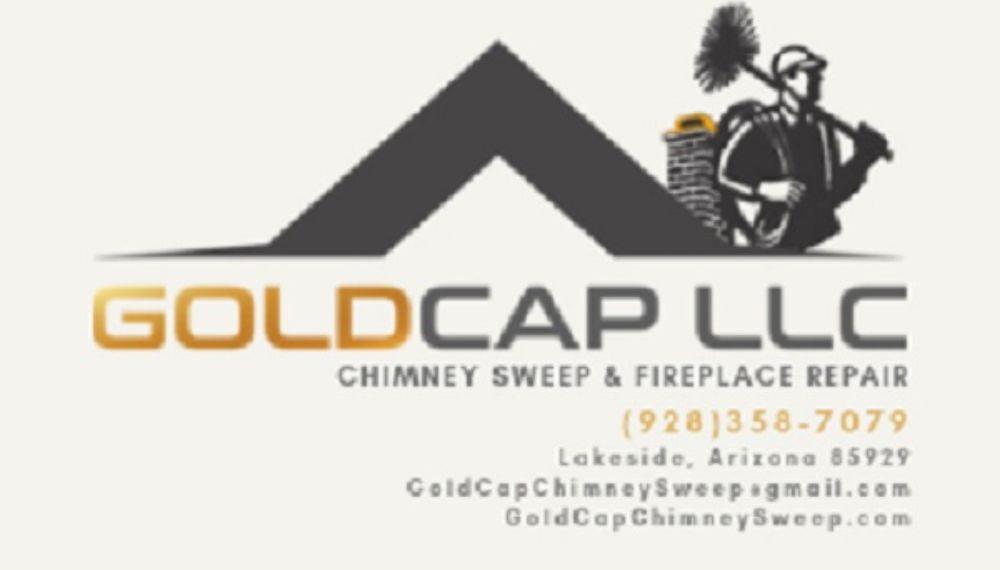 CHIMNEY SWEEP FIREPLACE REPAIR GOLD CAP LLC NEAR SHOW LOW ARIZONA 2 1