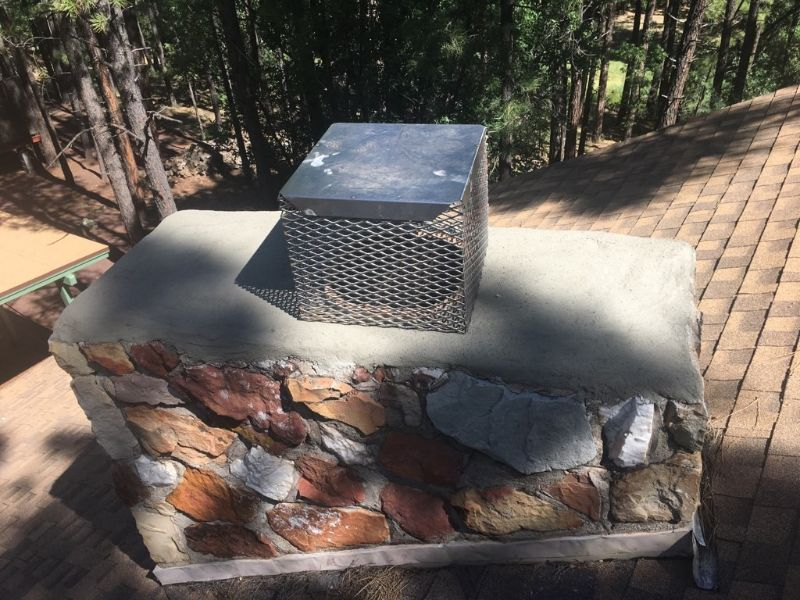 Chimney Clean Chimney Repair Chimney Inspection All Fireplace Repair 23