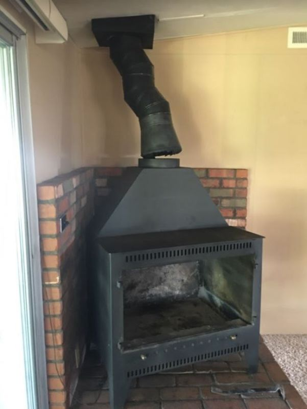 Chimney Clean Chimney Repair Chimney Inspection All Fireplace Repair 8