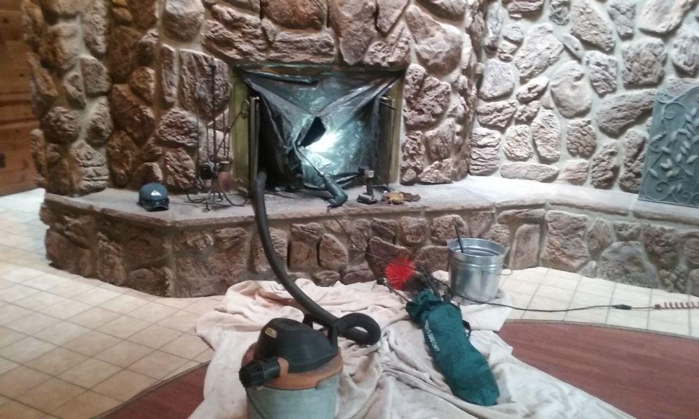White Mountains, Az Chimney Cleaning - Chimney Repair Man
