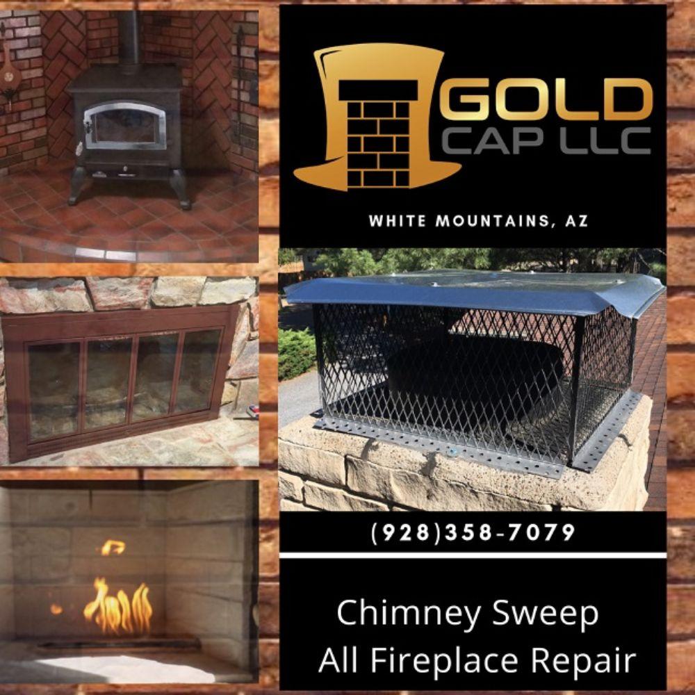 Pinetop Lakeside Az Chimney Sweep All Fireplace Repair 928 358 7079