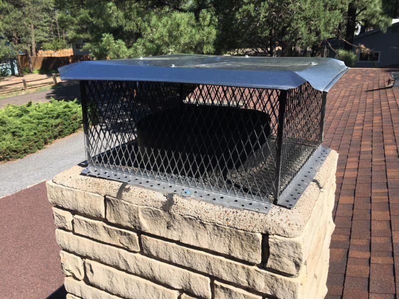new stainless steel chimney caps for sale GoldCap LLC 928 358 7079
