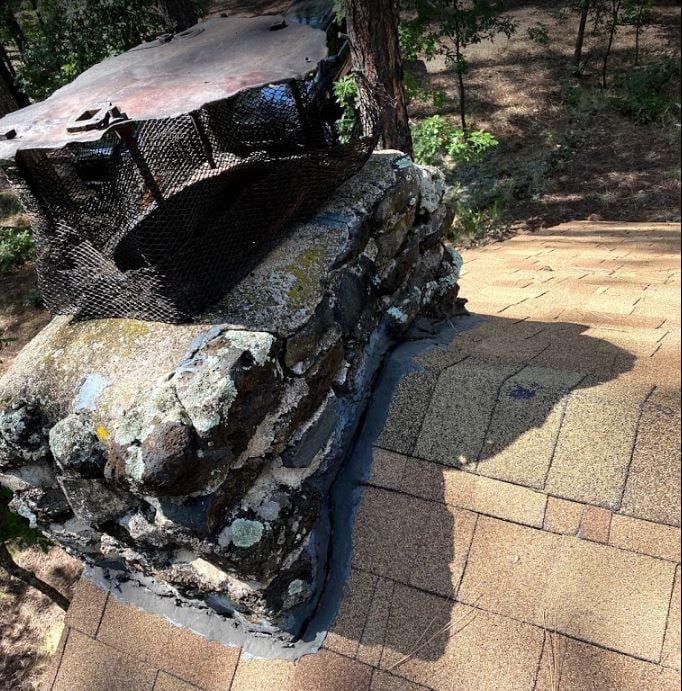 chimney reapir man 928 358 7079 show low az pinetop lakeside az white mountains az Gold Cap LLC Chimney Sweep and Fireplace Repair