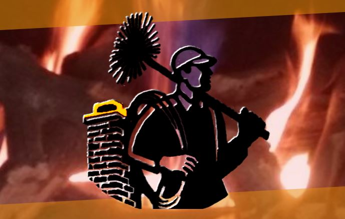 chimney sweep chimney cleaning chimney inspections fireplace repair man
