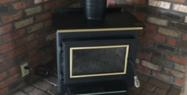 wood burning fireplace stove repair and installation