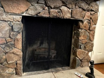 Chimney Clean Chimney Repair Chimney Inspection All Fireplace Repair (40)